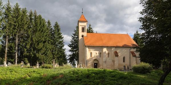 Az őriszentpéteri Szent Péter-templom
