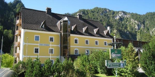 Hotel Wildalpen Vorderansicht