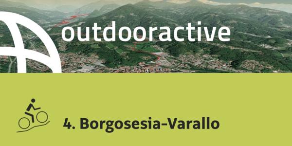 Mountain bike nelle Alpi: 4. Borgosesia-Varallo