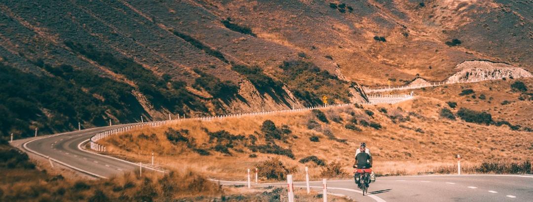 Eine Fernradtour garantiert dir ein Gefühl von Freiheit