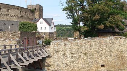Burg Rheinfels Panorama