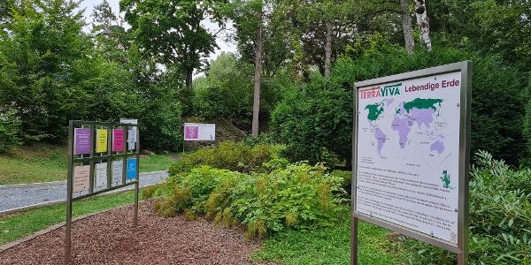 Terra Viva Lehrpfad Höhlenpark Syrau