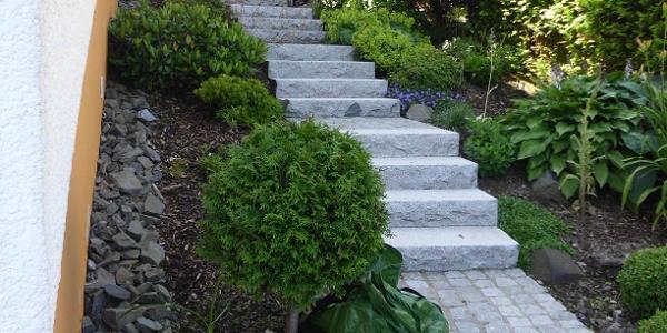 FeWo Emma_Zugang zum Garten
