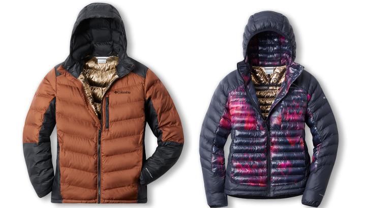 Damit auch du diesen Winter nicht frieren musst, kleiden wir dich von Kopf bis Fuß ein: