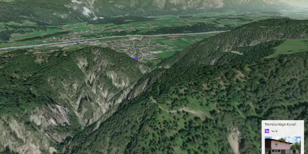 Wanderung in den Kitzbüheler Alpen: Wanderung durch die Kundler Klamm (barrierefrei)