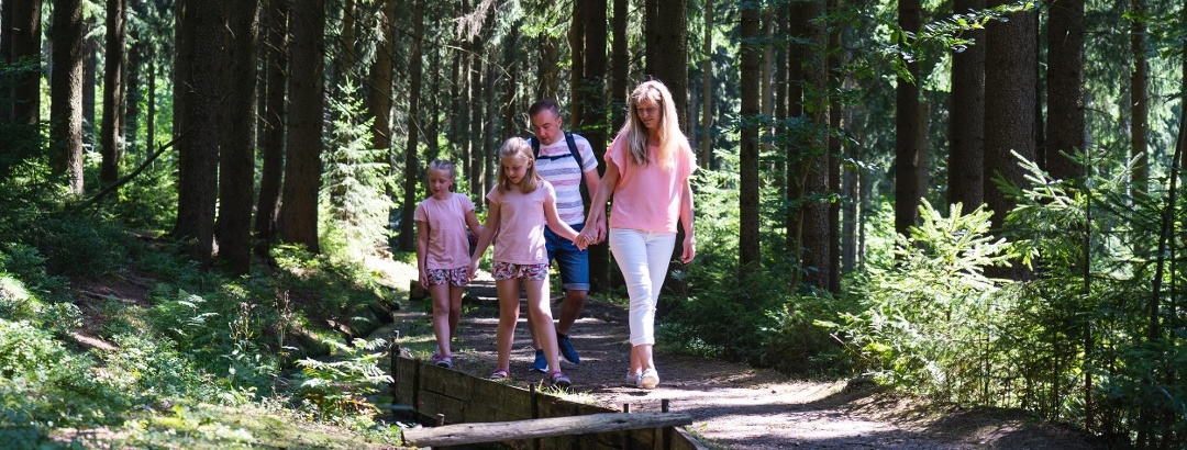 Familienausflug am Röhrgraben