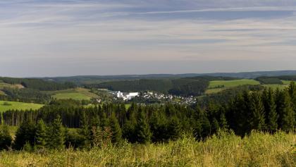 Blick auf Grevenstein