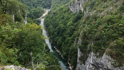 Neretva Gorge