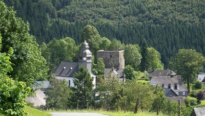 Burgruine Rappelstein in Nordenau