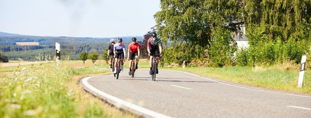 Rennradfahren zwischen Hunsrück und Nahe