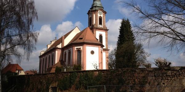 Barockkirche Ettenheim