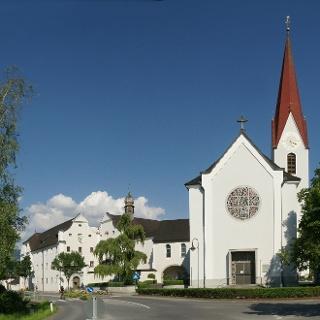 Dominikanerinnenkloster und Kirche Mariä Verkündigung