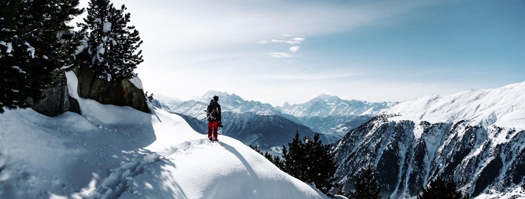 Winterwandern im Herzen der Alpen