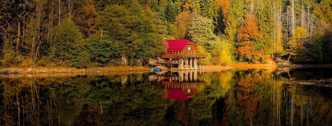 Lacul Buhui, Romania
