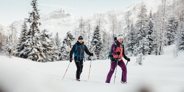 Sci alpinismo Valparola