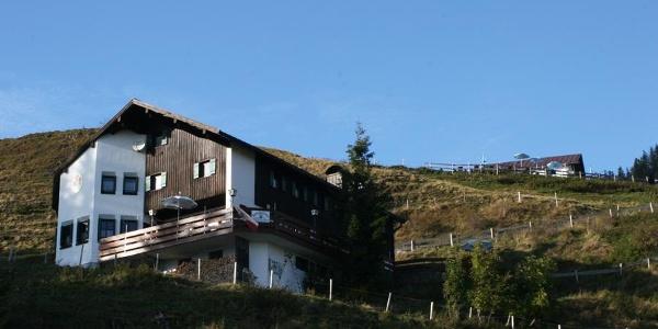 Spitzsteinhaus