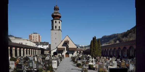 Friedhofskirche Heilige Peter und Paul