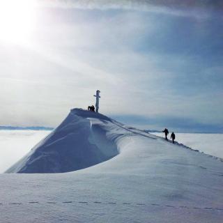 Hochgern Gipfel