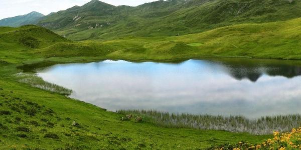 Der Grünsee ist ein wahres Schmuckstück unter den Bergseen