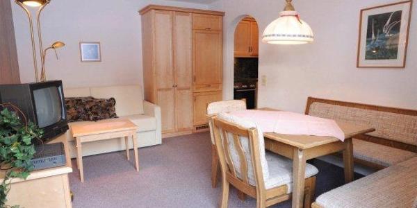 Sitzecke Wohnung für 5-6 Personen ca 55m²