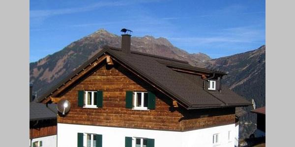 Ferienhaus - Außenansicht II