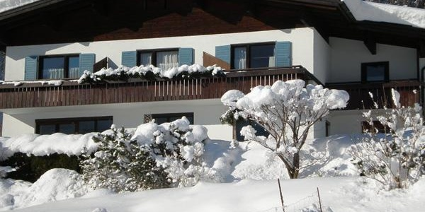 Haus Plamont, Winter