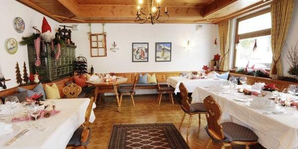 Restaurant - Montafonerstube