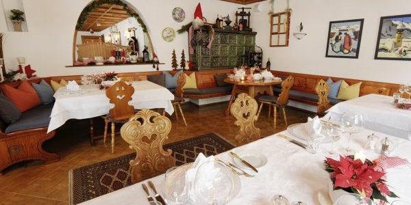 Restaurant - Montafonerstube.