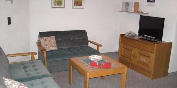 Wohnzimmer, 45 m²