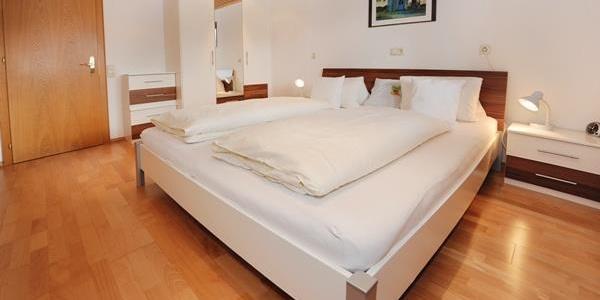 Schlafzimmer mit DB