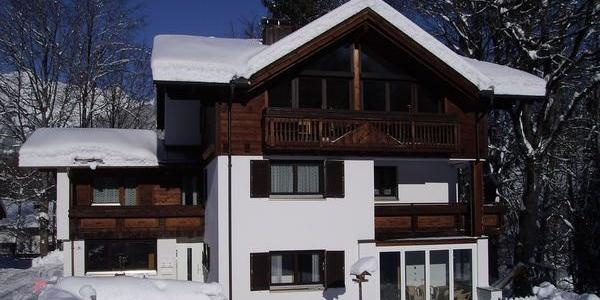 Haus Helga Stocker, Winter