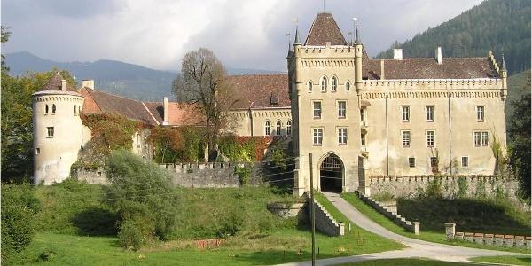 Eberstein, Schloss