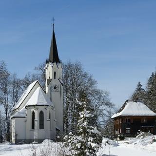 Kuratienkirche Heiliger Wolfgang