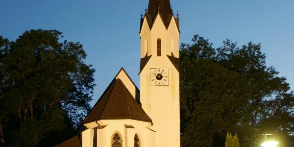 Kuratienkirche Heiliger Wolfgang 3