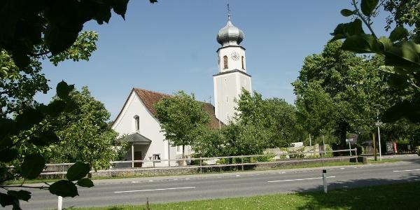Pfarrkirche Heilige Agatha 2