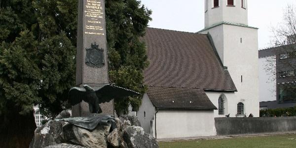 Sankt Peterskirche und Friedhof