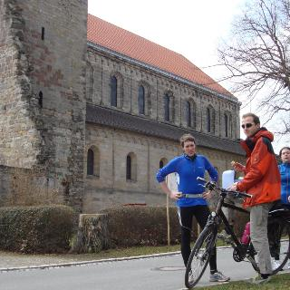 Klosterruine Thalbürgel
