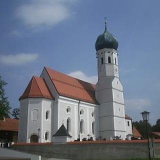 Kirche in Aying
