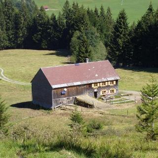 Lichtensteinerhütte