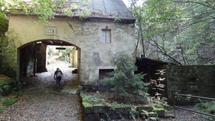Liebethaler Grund Lochmühle