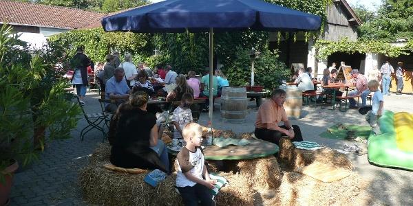 Tag der offenen Höfe - Weingut Heintz Minfeld