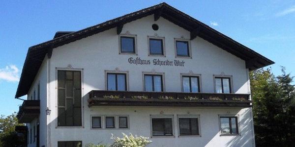 Gasthaus Schneiderwirt - Außenansicht