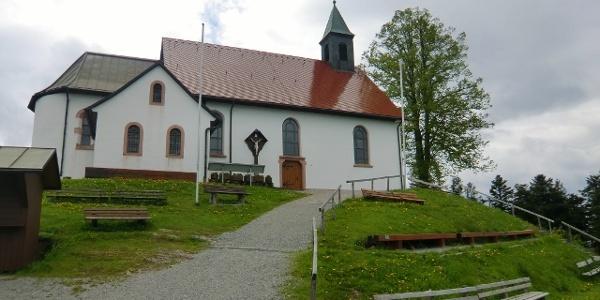 Wallfahrtskirche U.L.F. Hörnleberg