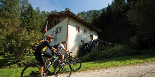 Pista ciclabile Val di Sole
