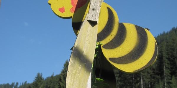 Weissenseer Bienenlehrpfad