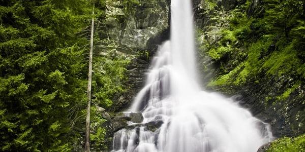 Großer Riesachwasserfall - Untertal, Schladminger Tauern
