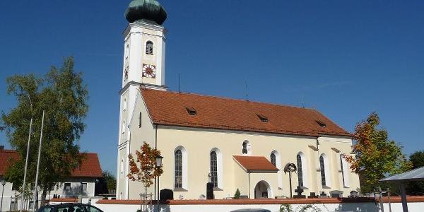 Pfarrkirche St. Erhard in Walpertskirchen
