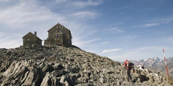 Hochstubaihütte (3.175 m)