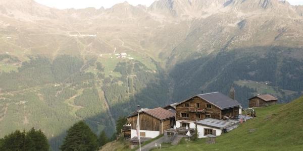 Kleblealm (2.015 m)
