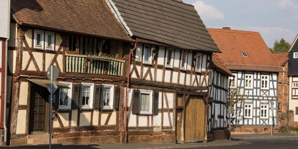 Fachwerkschönheit in Fronhausen (Lahn)